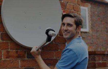montaż i serwis anten TV-Sat oraz DVB-T-45