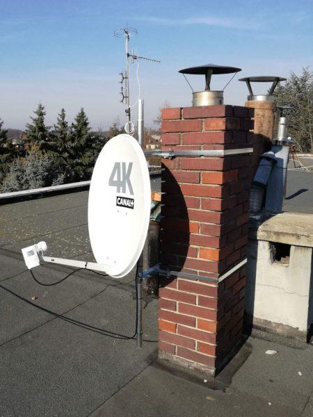 Montaż anten Wrocław